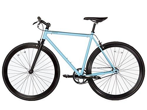 Moma Bikes Bicicleta Fixie y Single